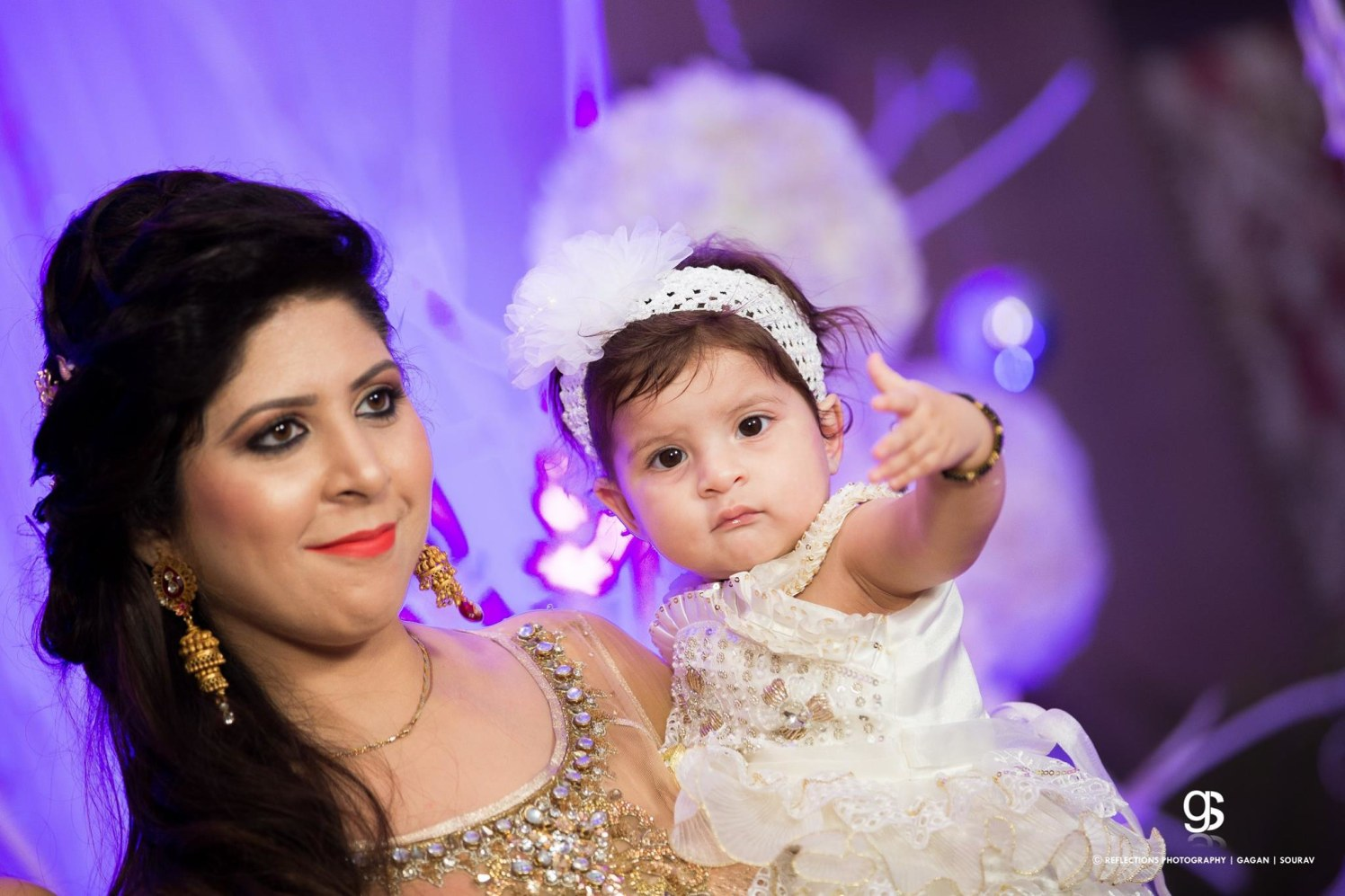 Innocence at its peak! by Reflections Photography Wedding-photography | Weddings Photos & Ideas
