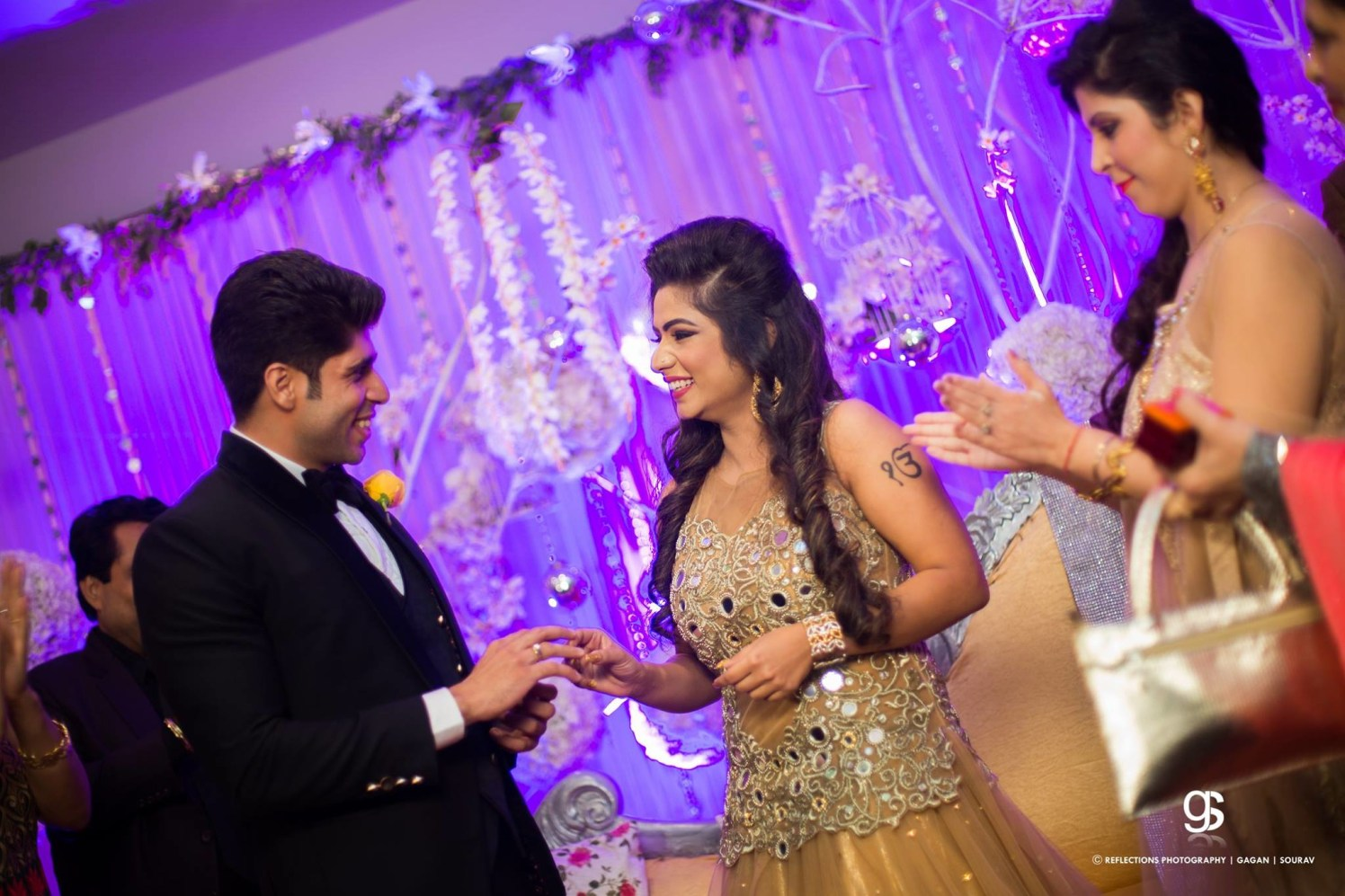 In the act! by Reflections Photography Wedding-photography | Weddings Photos & Ideas