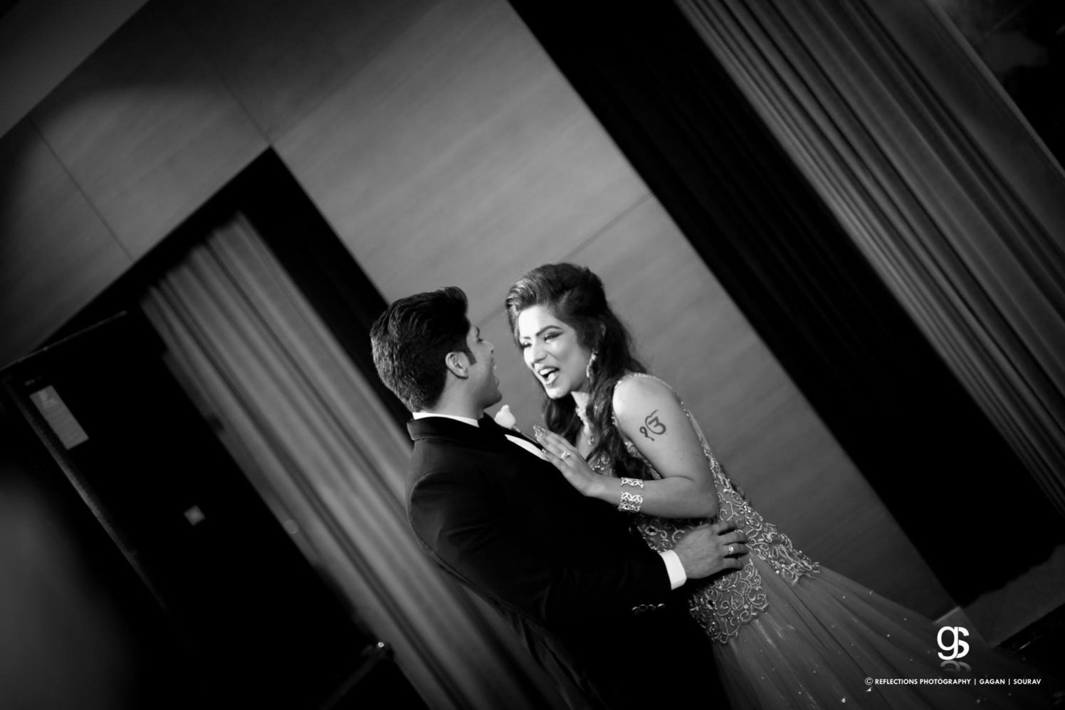 My happiness lies next to you! by Reflections Photography Wedding-photography | Weddings Photos & Ideas