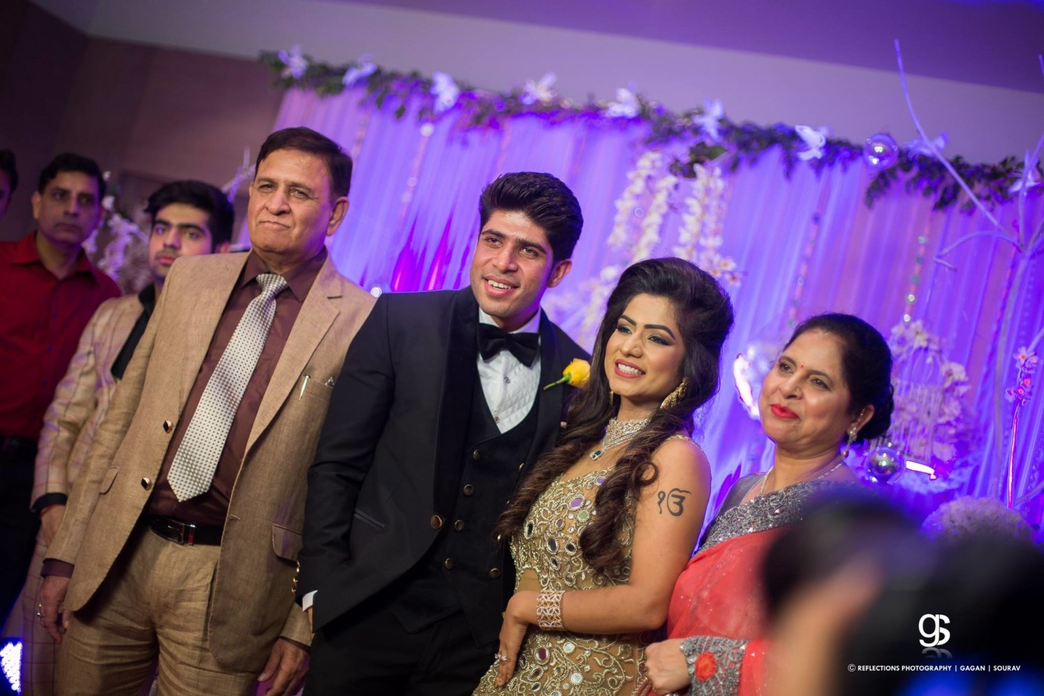 Splendor of happiness by Reflections Photography Wedding-photography | Weddings Photos & Ideas