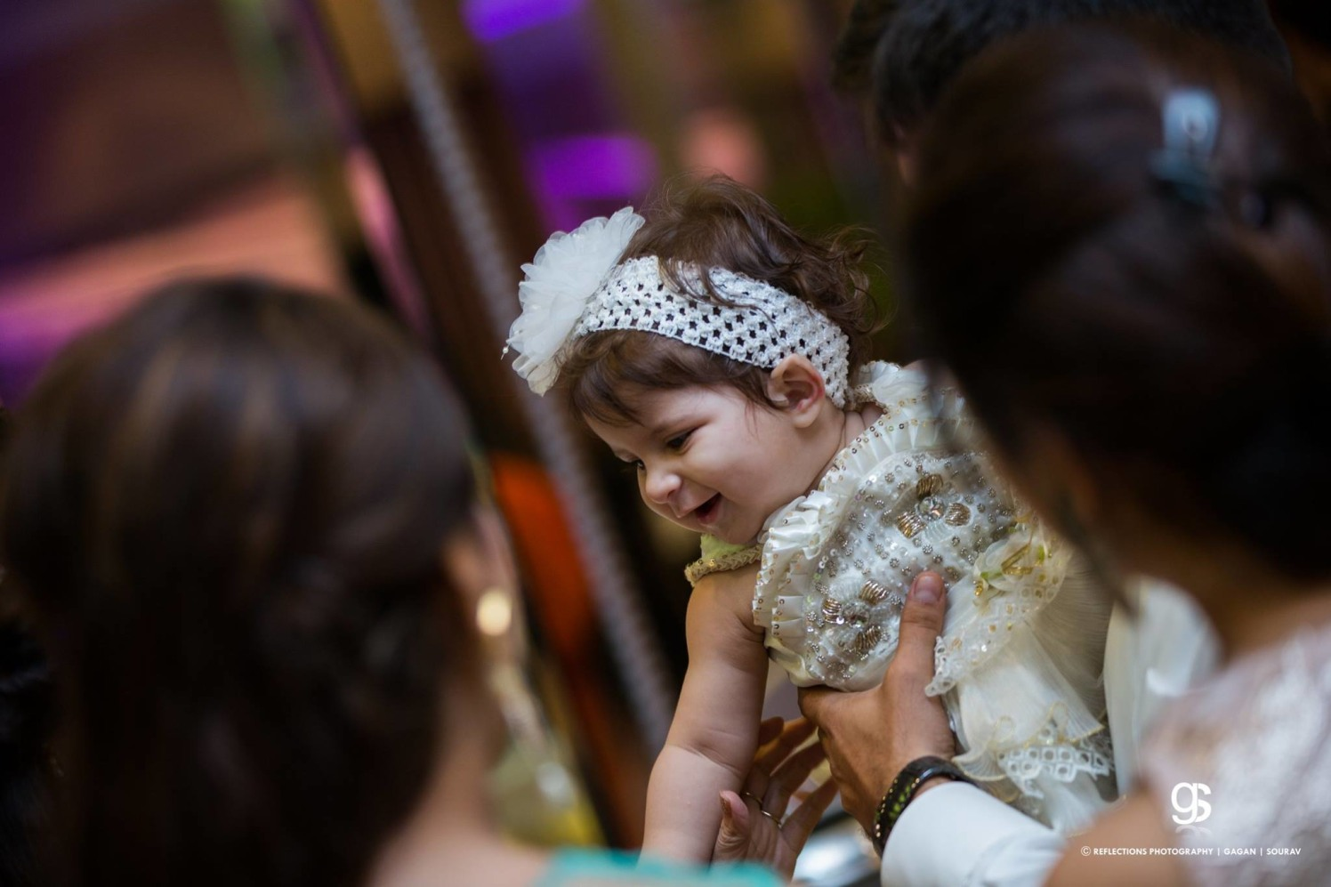 Angelic charm! by Reflections Photography Wedding-photography | Weddings Photos & Ideas