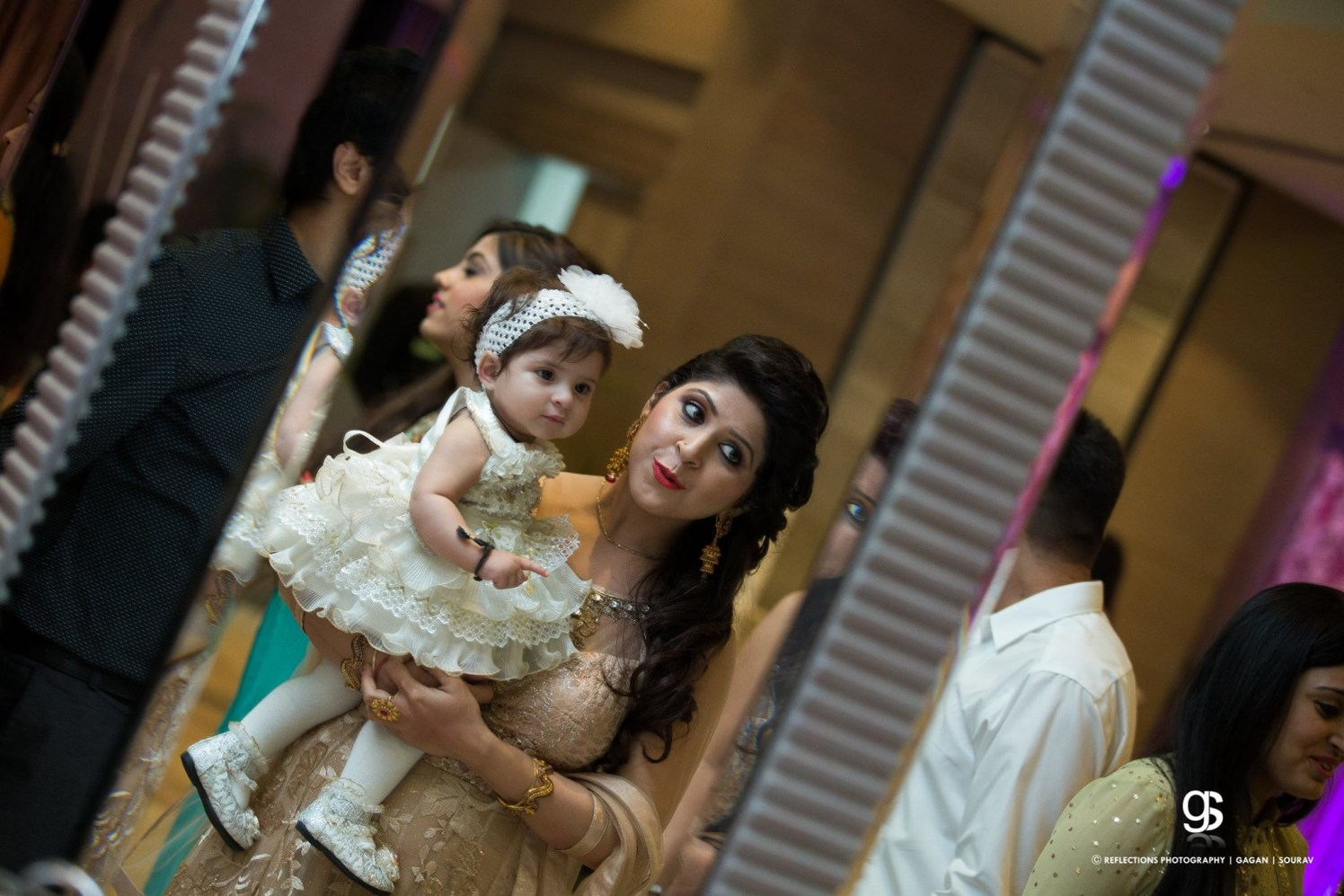 The little princess! by Reflections Photography Wedding-photography | Weddings Photos & Ideas