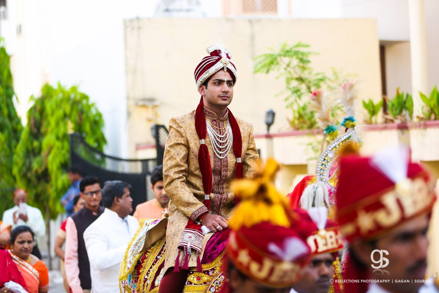 Groom is here, to take away his princess! by Reflections Photography Wedding-photography | Weddings Photos & Ideas