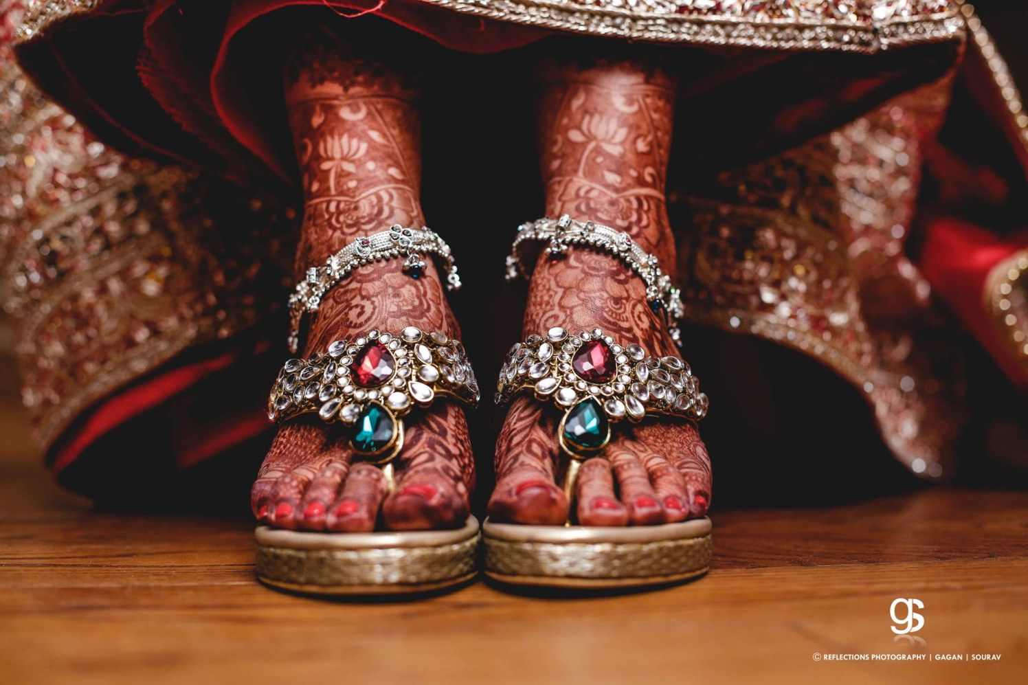 The brides heels! by Reflections Photography Wedding-photography | Weddings Photos & Ideas