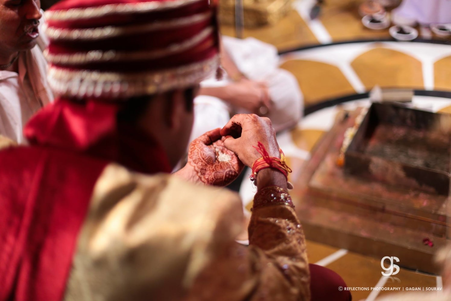 Imbibed in the rituals by Reflections Photography Wedding-photography | Weddings Photos & Ideas