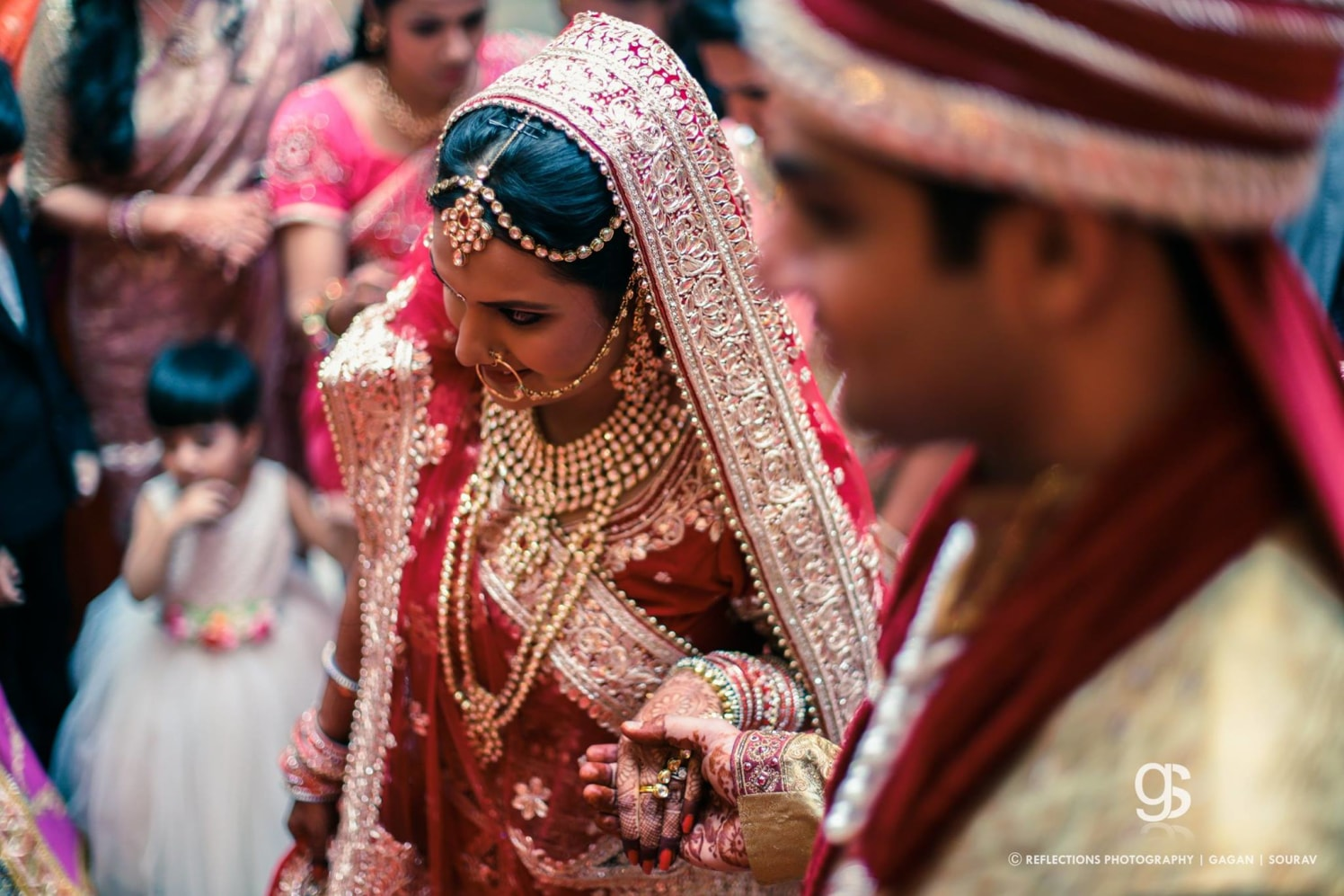 Hold my hand, and we can conquer the world! by Reflections Photography Wedding-photography | Weddings Photos & Ideas