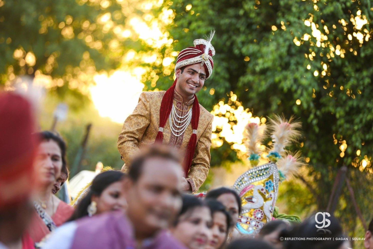 Smiling groom! by Reflections Photography Wedding-photography | Weddings Photos & Ideas