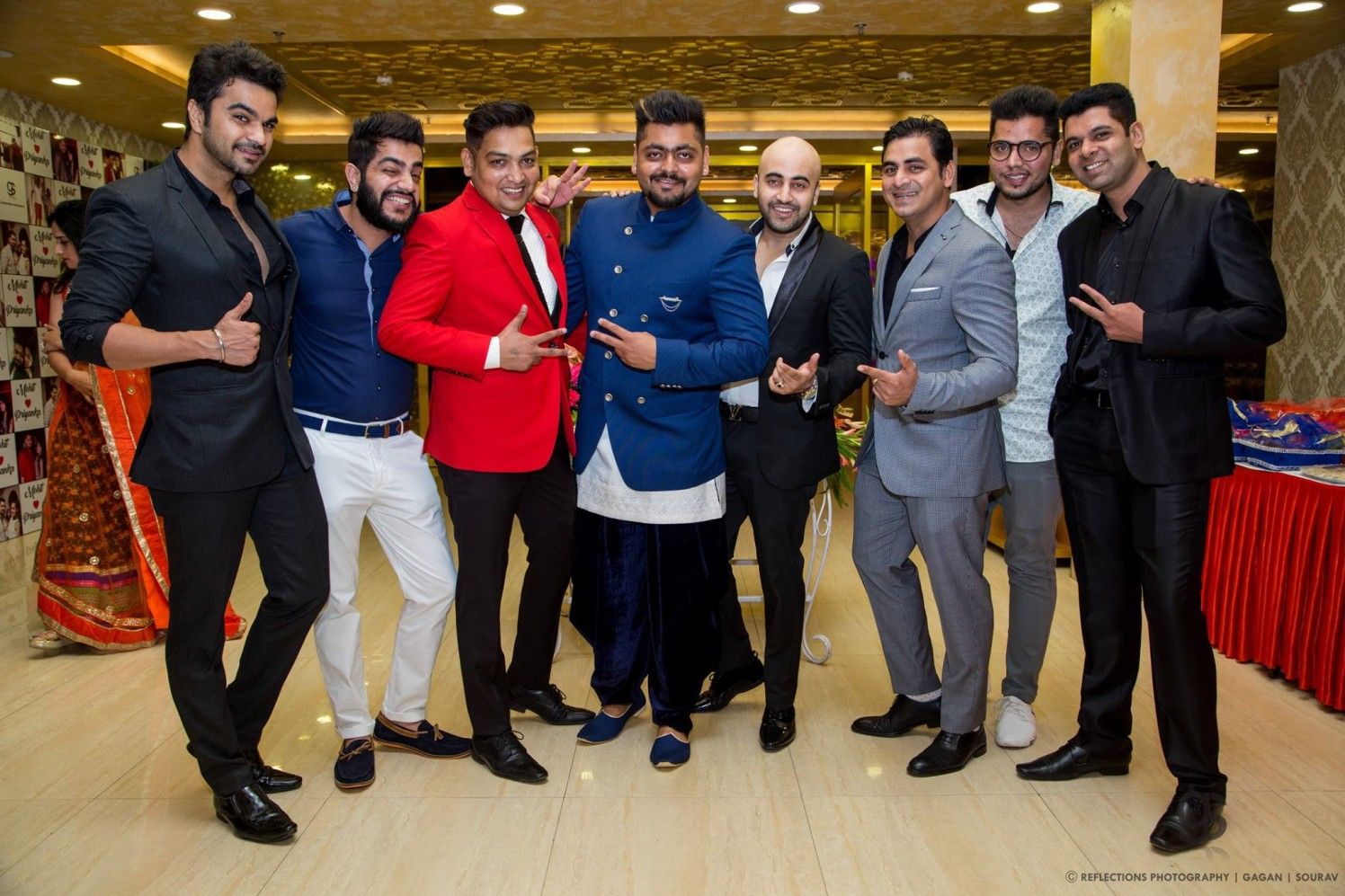 Suited in style! by Reflections Photography Wedding-photography | Weddings Photos & Ideas