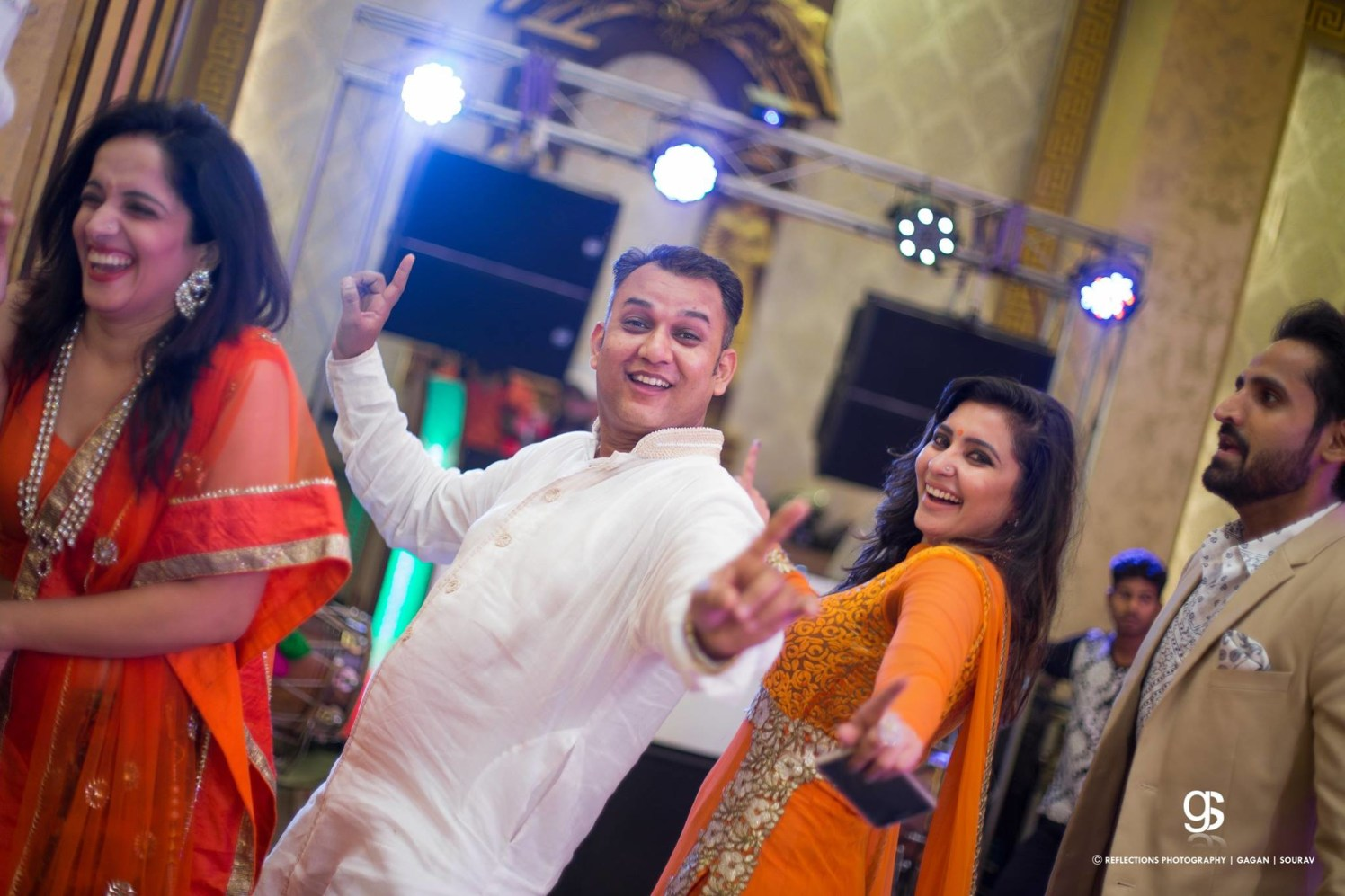 Dance and click! by Reflections Photography Wedding-photography | Weddings Photos & Ideas