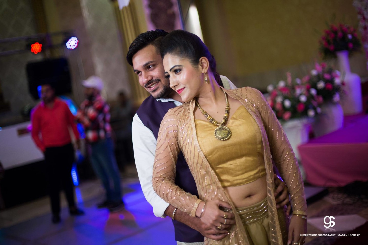 Happy couple! by Reflections Photography Wedding-photography | Weddings Photos & Ideas