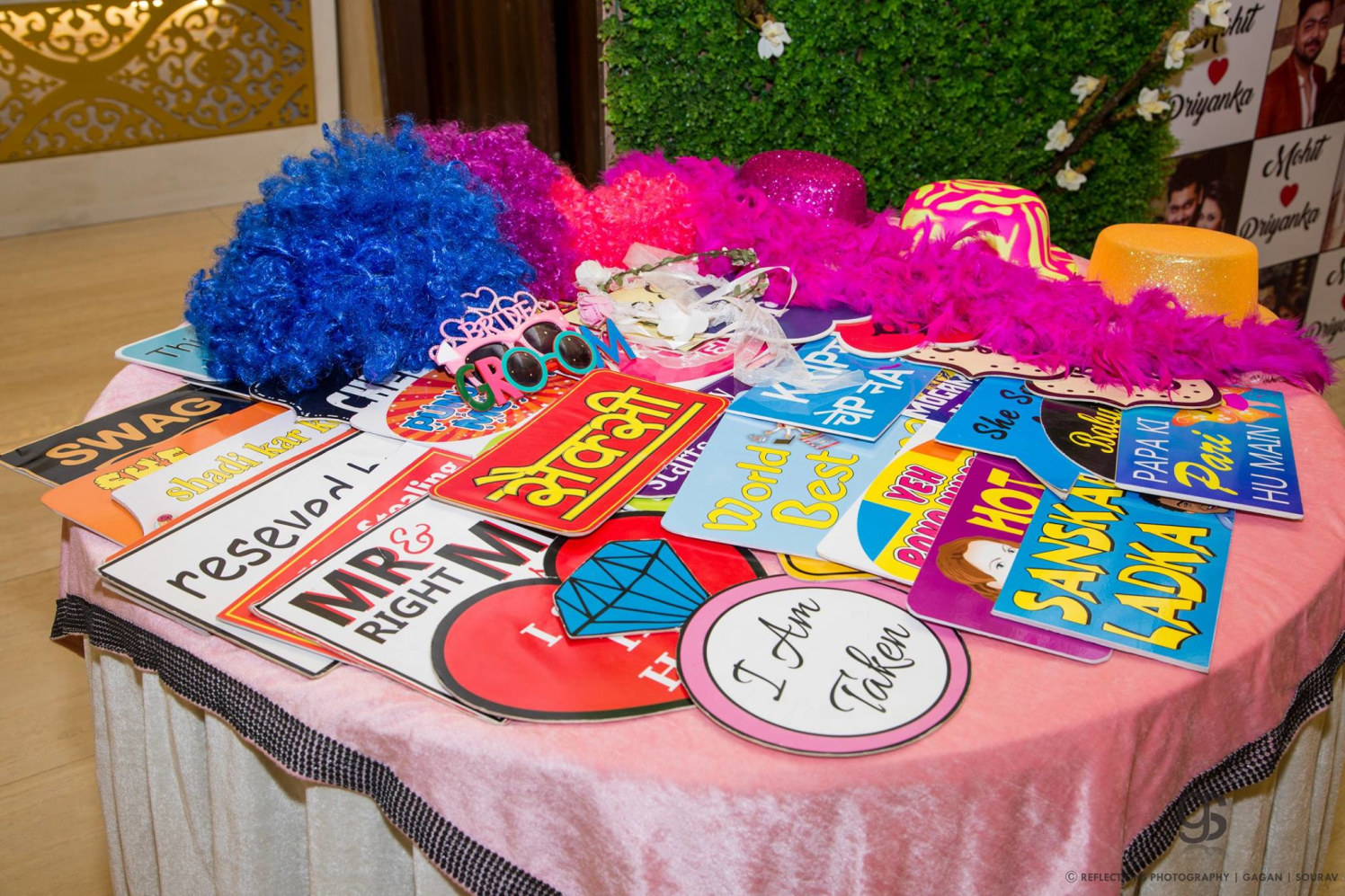 Crazy placards! by Reflections Photography Wedding-photography   Weddings Photos & Ideas