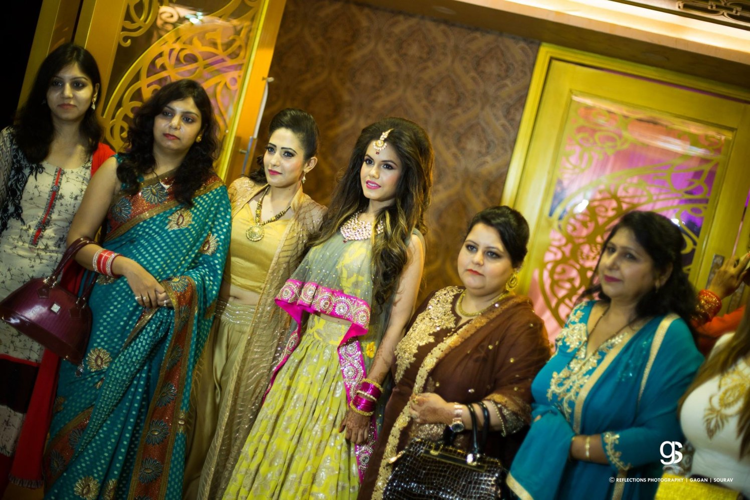 Beauties together! by Reflections Photography Wedding-photography | Weddings Photos & Ideas