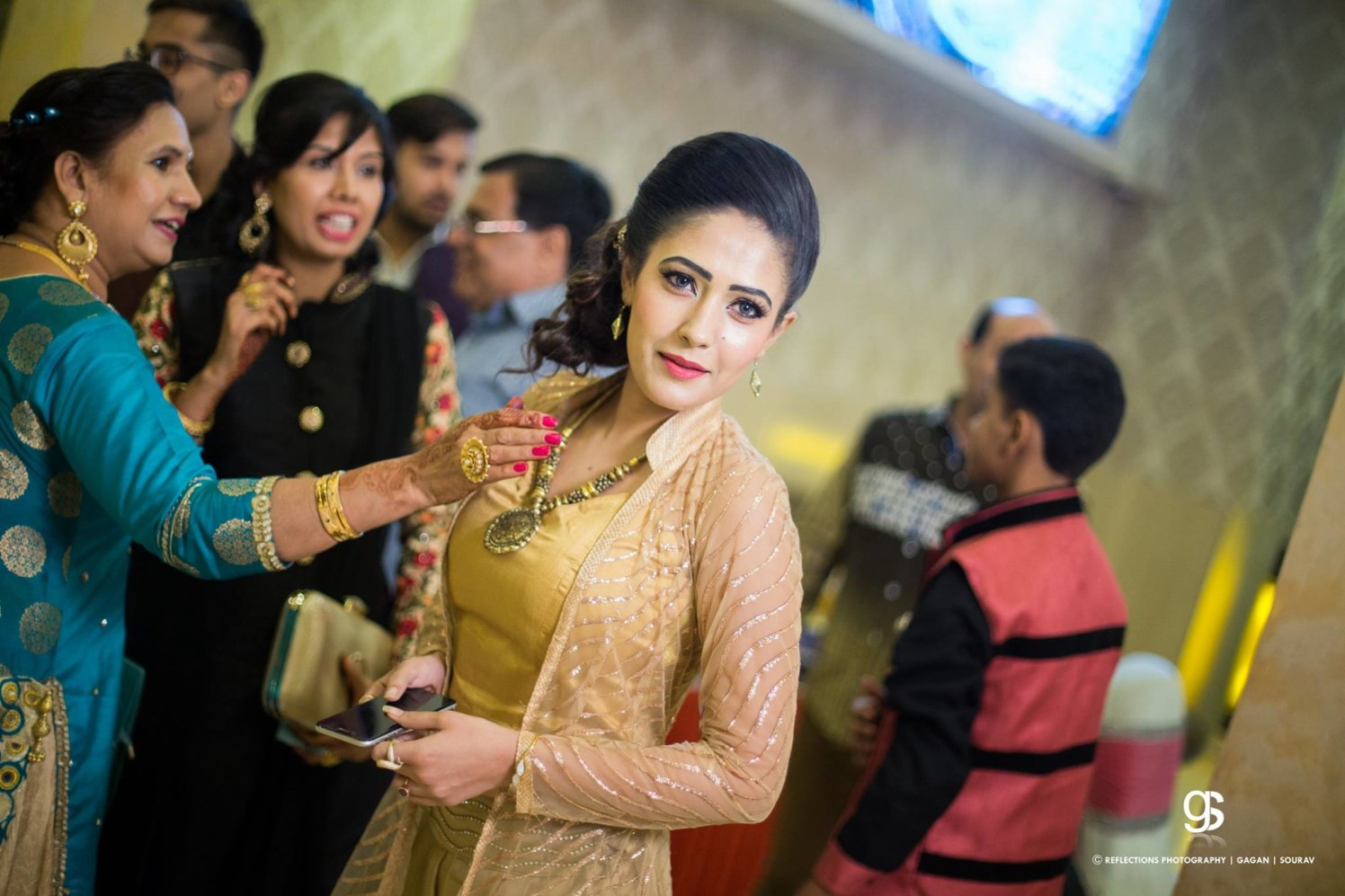 That look! by Reflections Photography Wedding-photography   Weddings Photos & Ideas