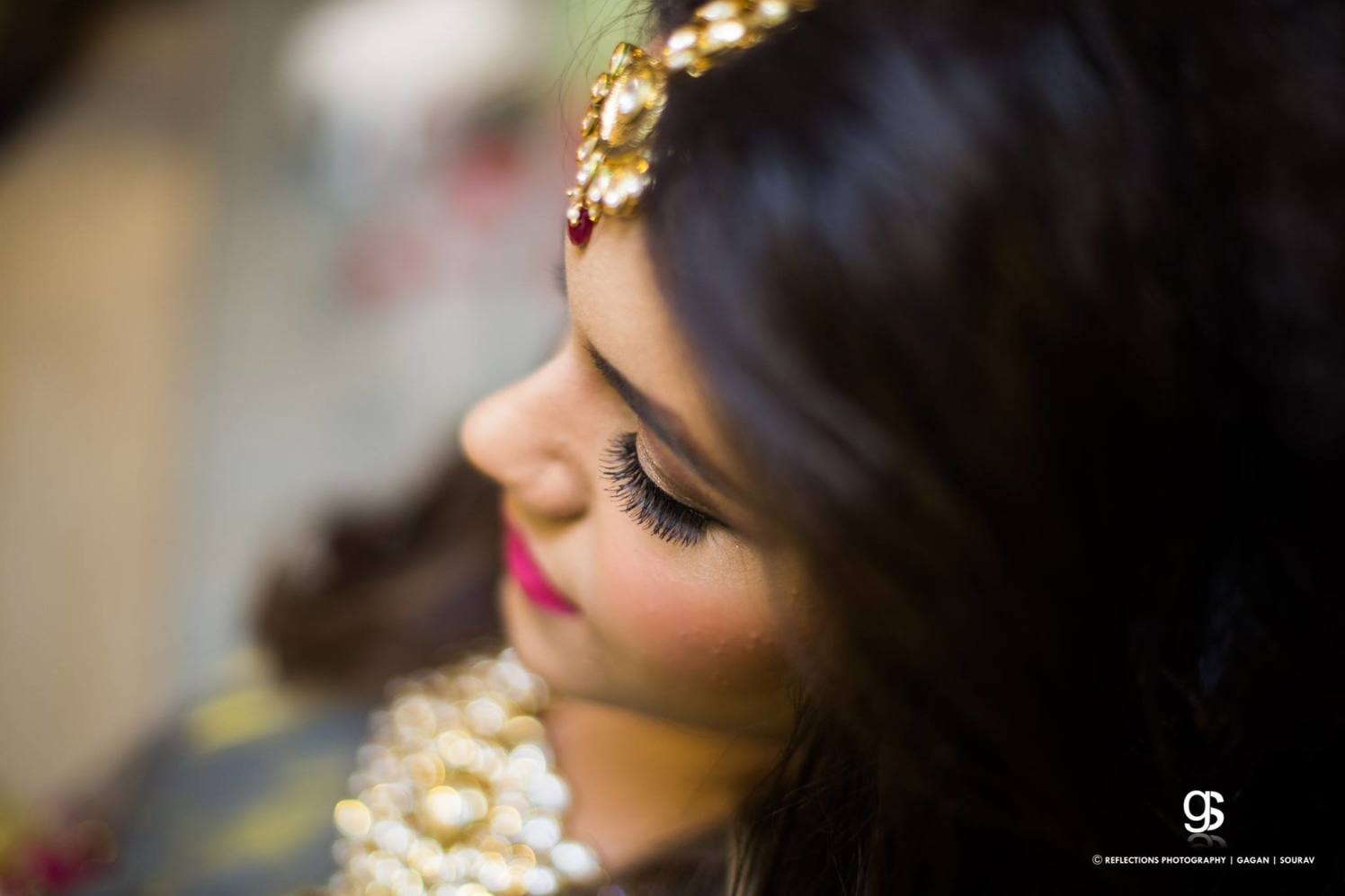 Lashes do the magic! by Reflections Photography Wedding-photography | Weddings Photos & Ideas