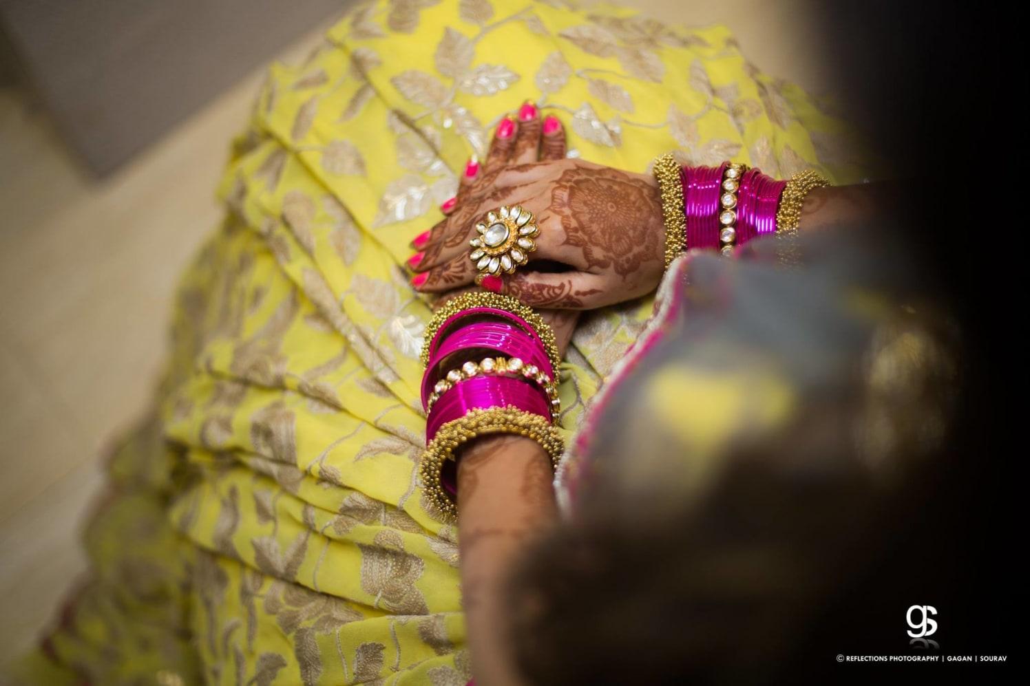 Amalgamation of details! by Reflections Photography Wedding-photography | Weddings Photos & Ideas