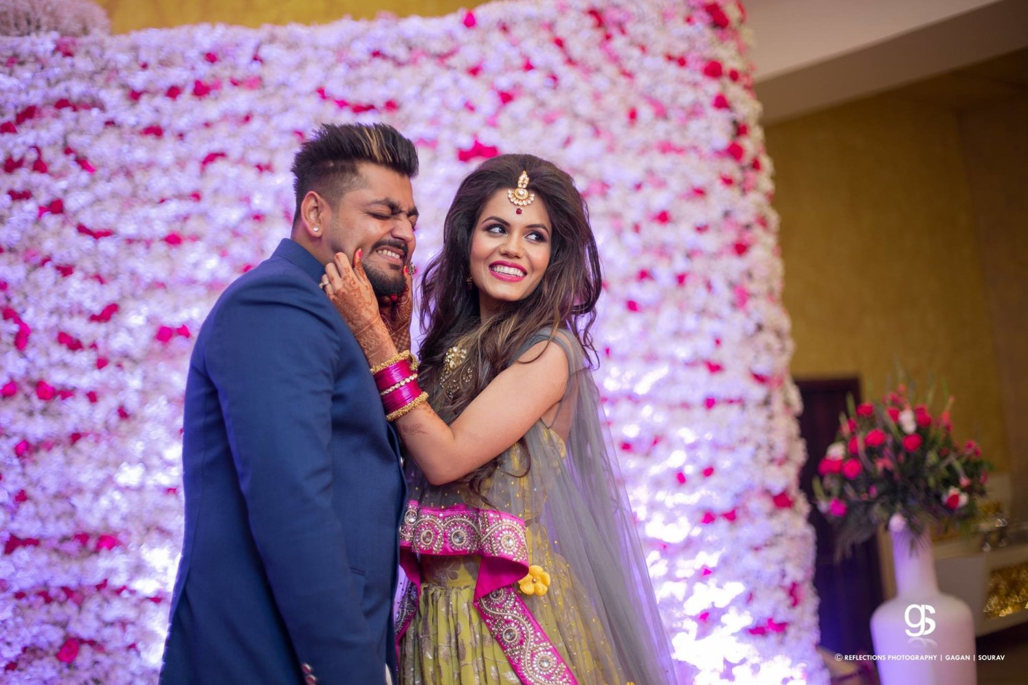 Smile, my love! by Reflections Photography Wedding-photography | Weddings Photos & Ideas