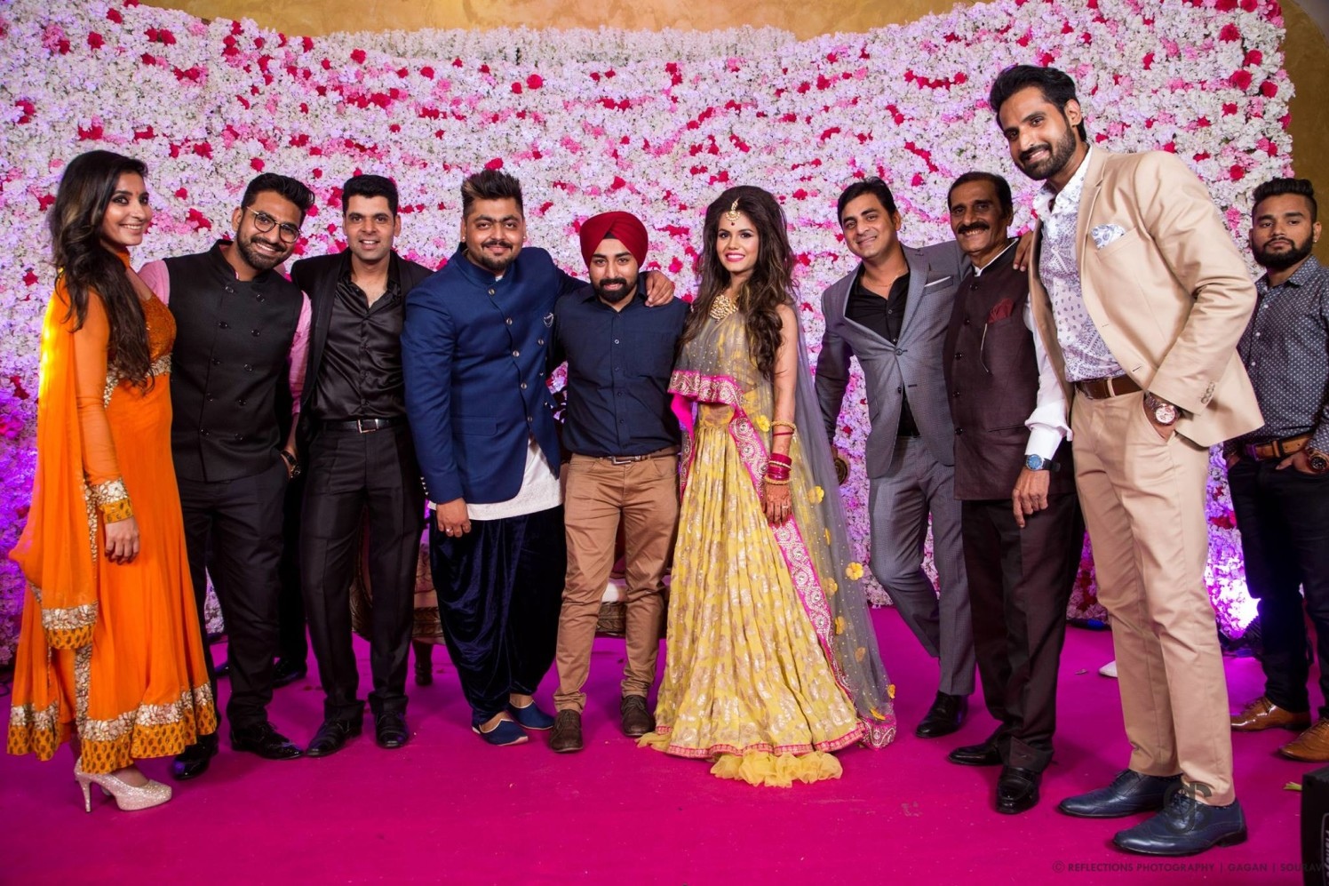 Friends like family! by Reflections Photography Wedding-photography | Weddings Photos & Ideas