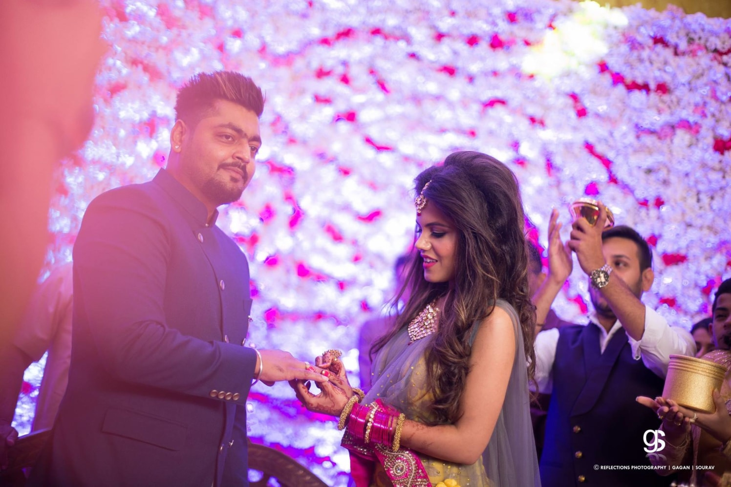 Ring me with love! by Reflections Photography Wedding-photography | Weddings Photos & Ideas