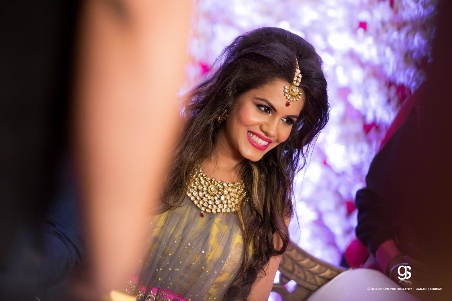 Glowing bride! by Reflections Photography Wedding-photography | Weddings Photos & Ideas