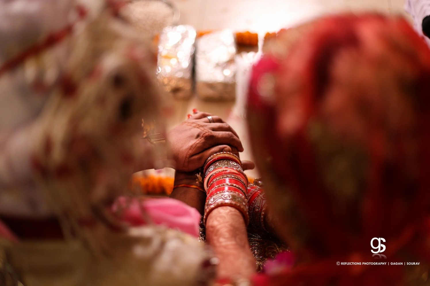 Traditional fervor! by Reflections Photography Wedding-photography | Weddings Photos & Ideas