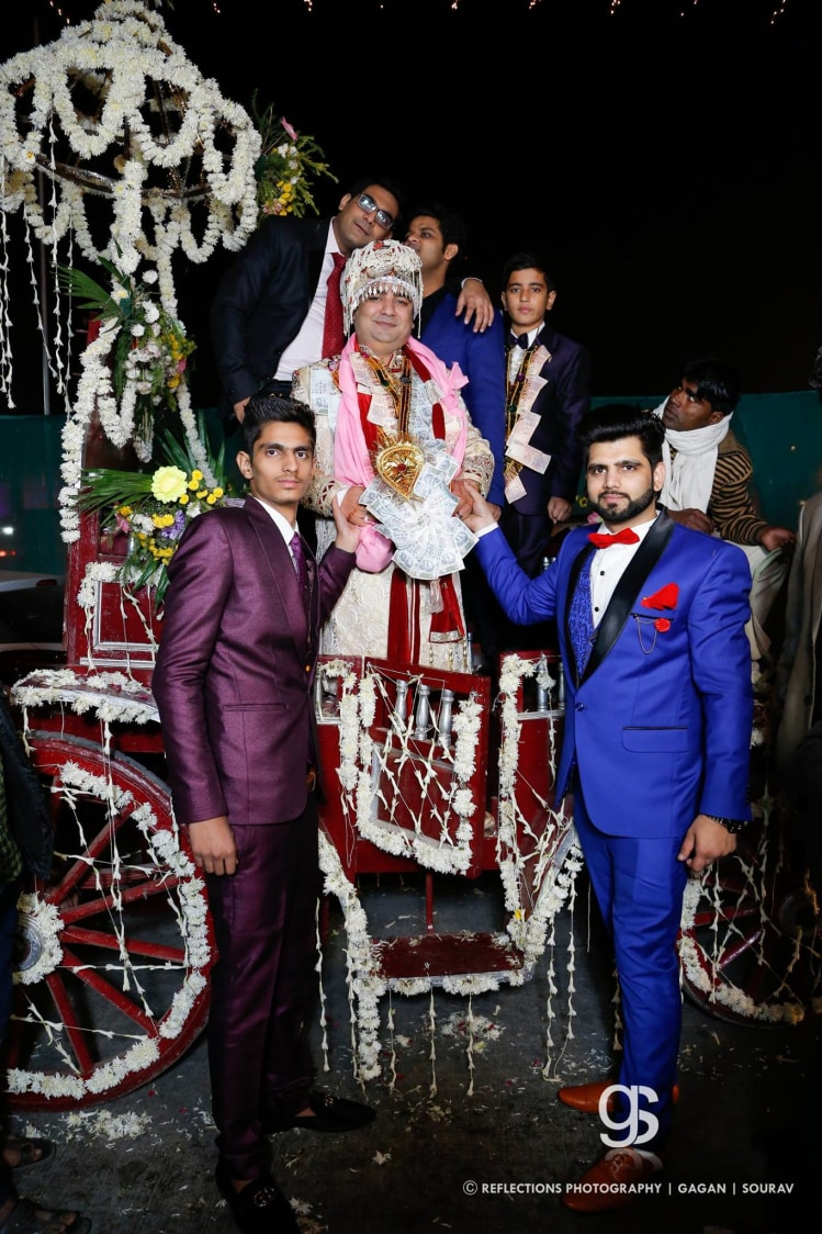 Baraat! by Reflections Photography Wedding-photography | Weddings Photos & Ideas