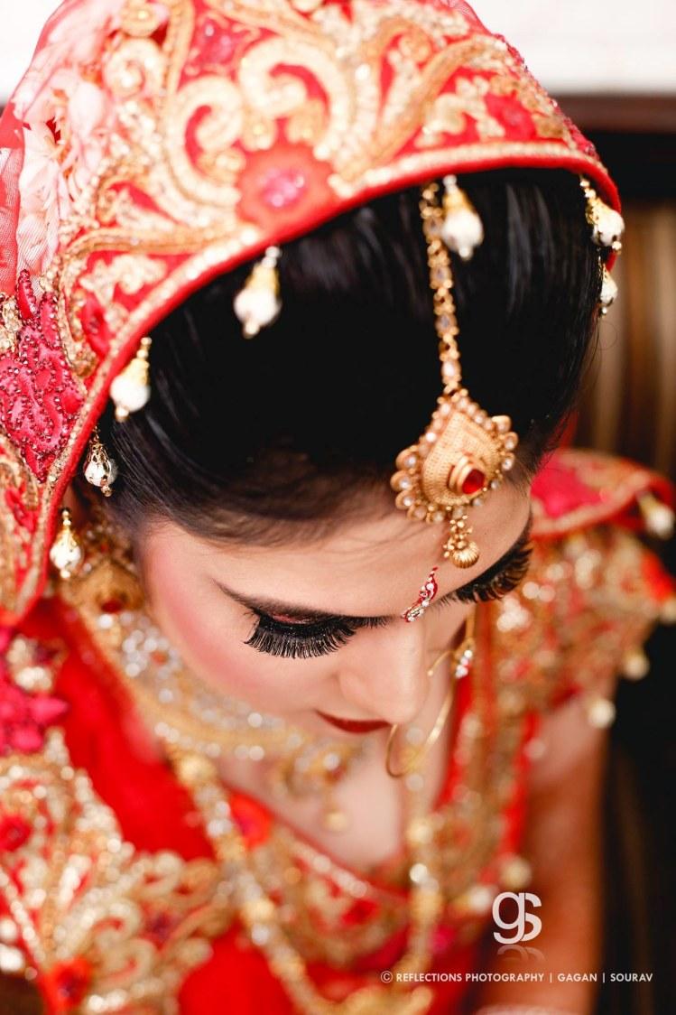 Indian bridal basics by Reflections Photography Wedding-photography | Weddings Photos & Ideas