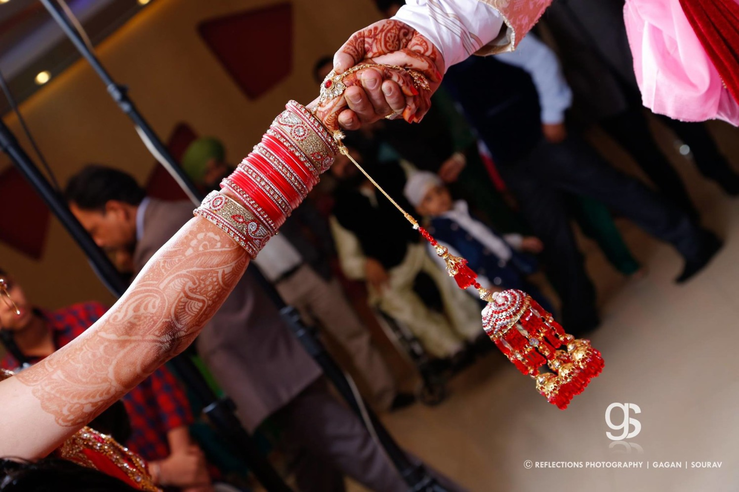 The essence of touch! by Reflections Photography Wedding-photography | Weddings Photos & Ideas