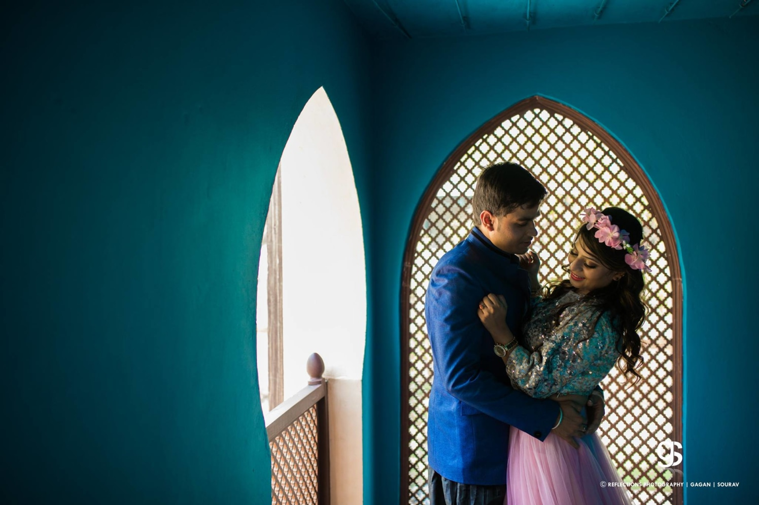 A noble azure! by Reflections Photography Wedding-photography | Weddings Photos & Ideas