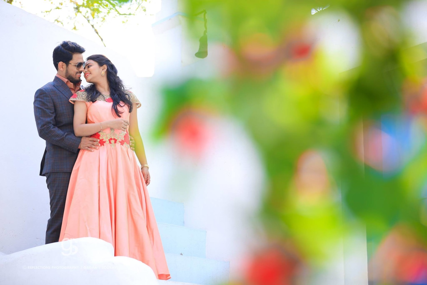 Sweet talks by Reflections Photography Wedding-photography | Weddings Photos & Ideas