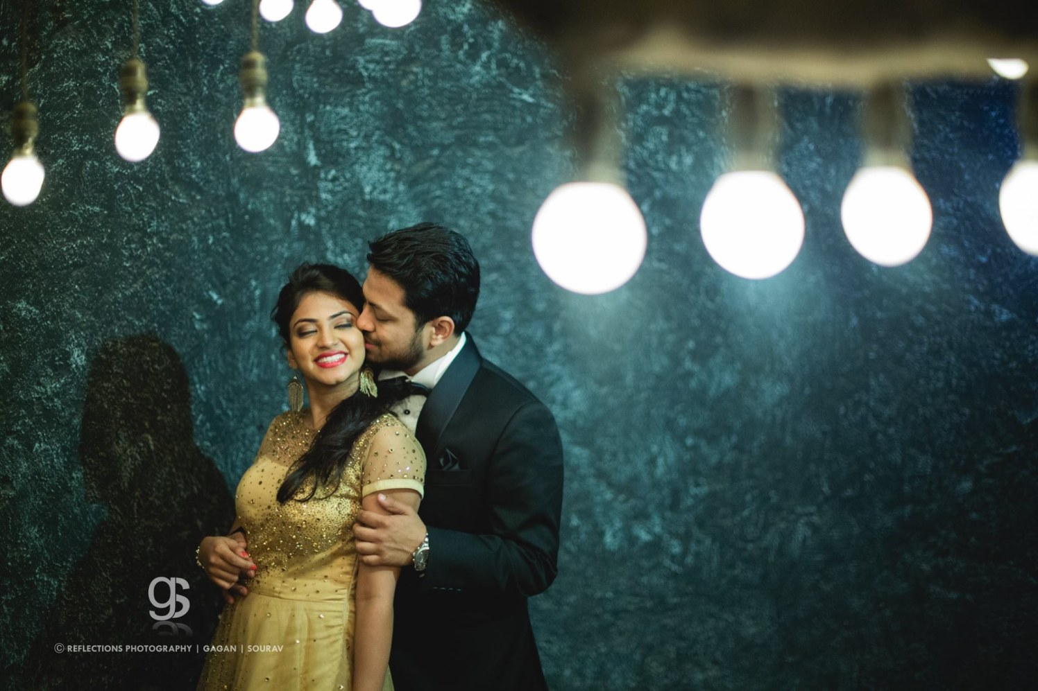 Adorable pair by Reflections Photography Wedding-photography | Weddings Photos & Ideas