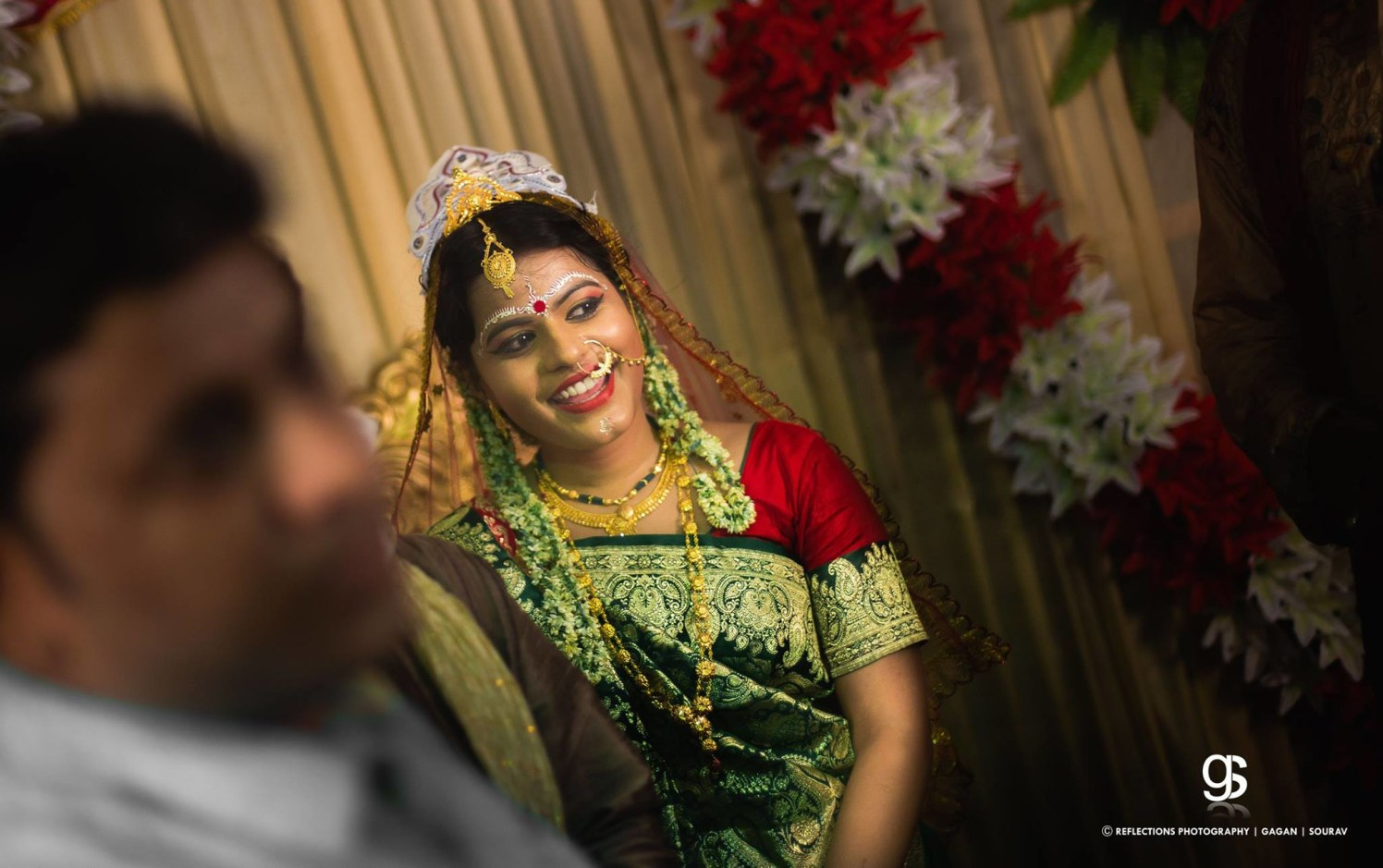 The utmost sense of happiness! by Reflections Photography Wedding-photography | Weddings Photos & Ideas