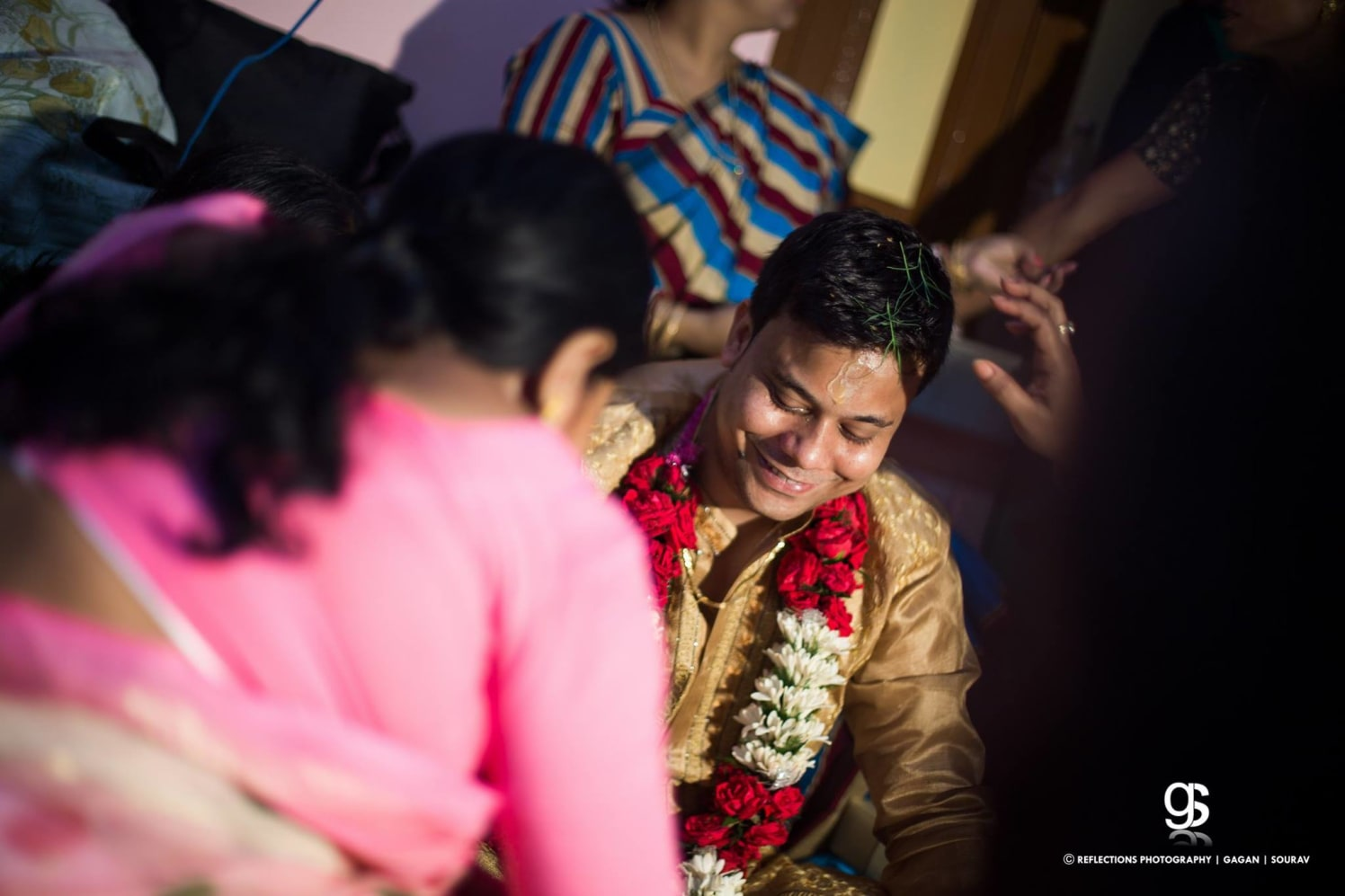 Alluring smiles! by Reflections Photography Wedding-photography | Weddings Photos & Ideas