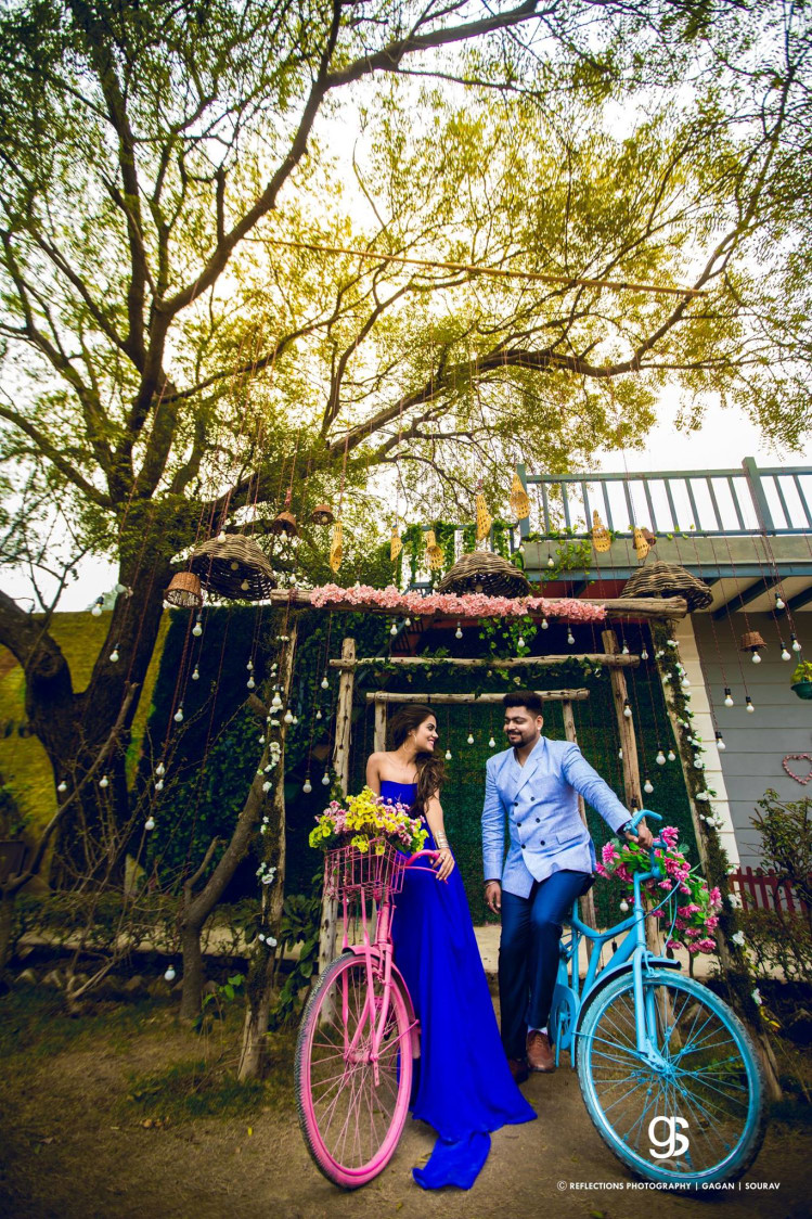 Lets cycle to love! by Reflections Photography Wedding-photography | Weddings Photos & Ideas