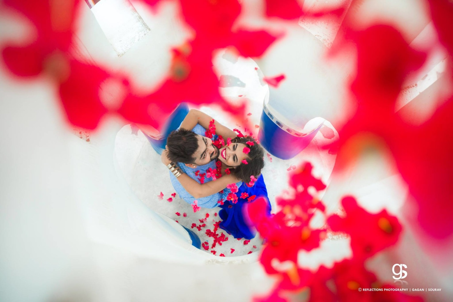 Flowery fair! by Reflections Photography Wedding-photography | Weddings Photos & Ideas