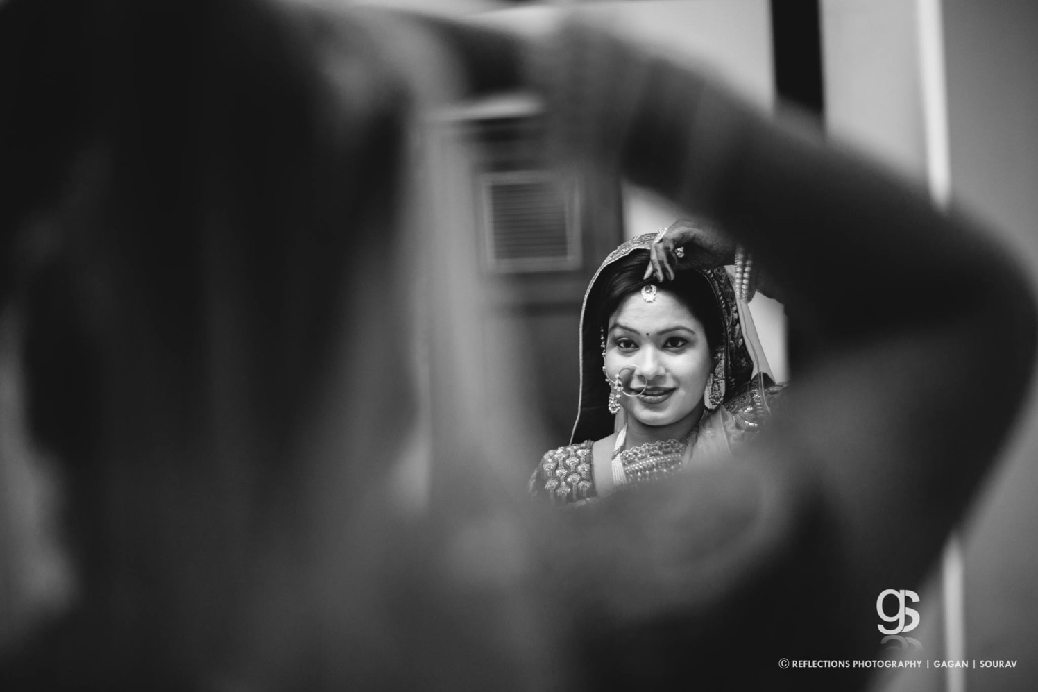 The bride goes candid! by Reflections Photography Wedding-photography | Weddings Photos & Ideas