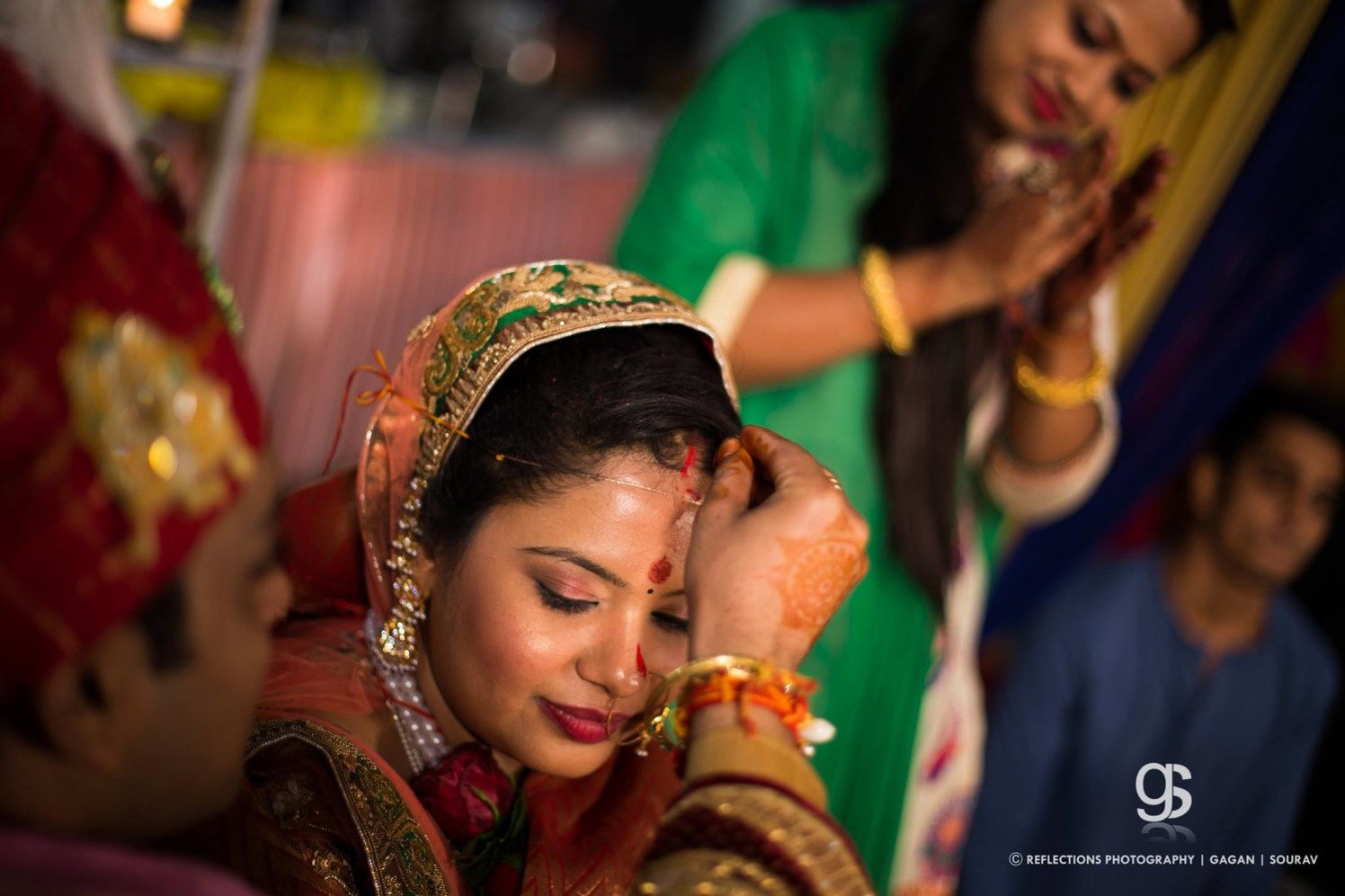 Color me red! by Reflections Photography Wedding-photography | Weddings Photos & Ideas