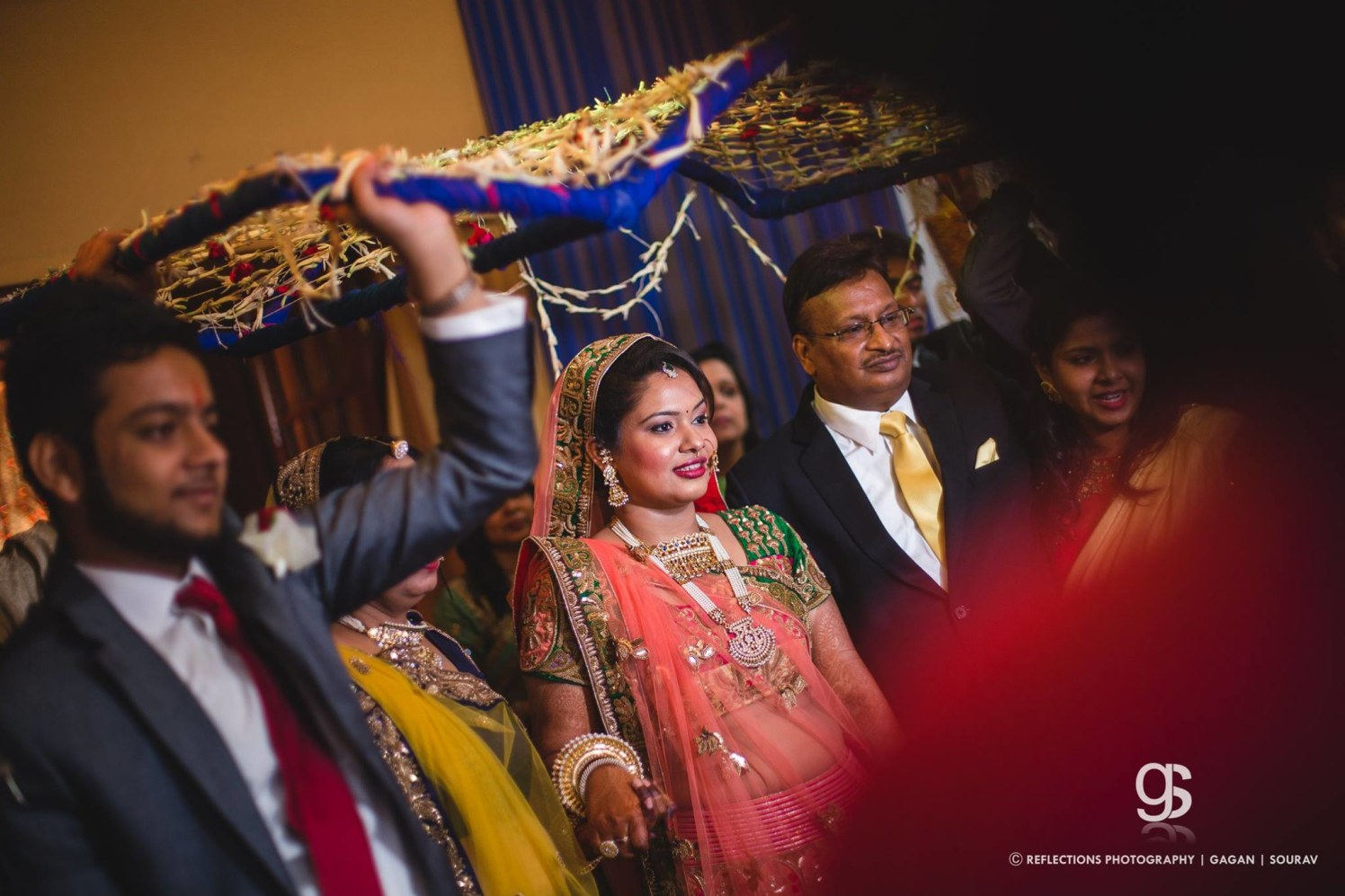 Bridal entrance by Reflections Photography Wedding-photography | Weddings Photos & Ideas