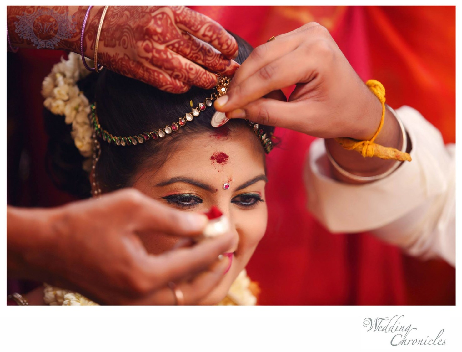 Her new life begins from here by Wedding Chronicles Wedding-photography | Weddings Photos & Ideas