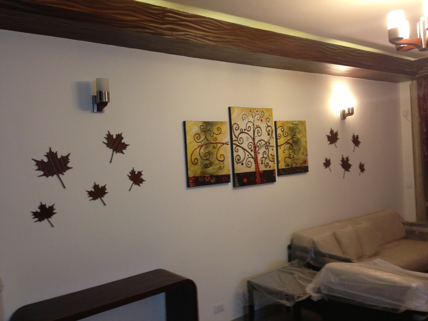 Artistic Wall Hangings by Kavita Pant Living-room Contemporary | Interior Design Photos & Ideas