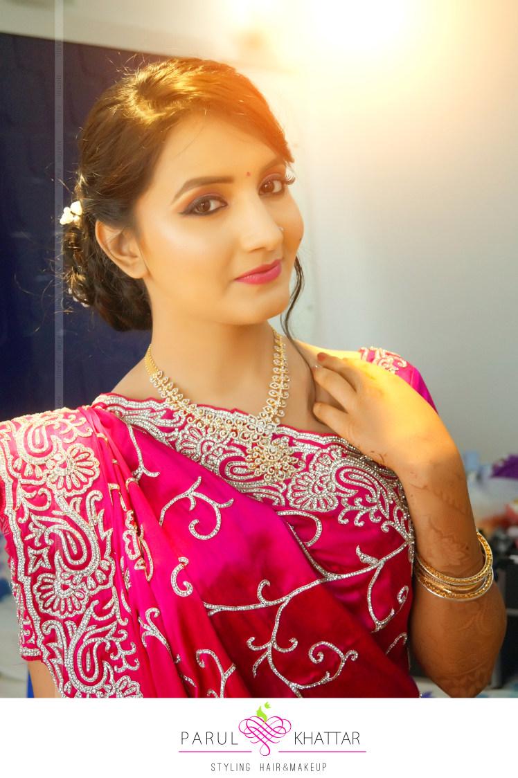 Ready to rock by Parul Khattar Bridal-makeup | Weddings Photos & Ideas