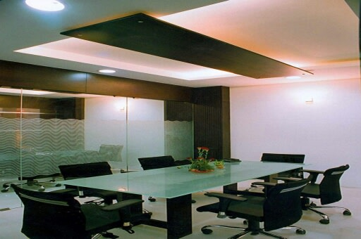 Modern Meeting Room by Irashri Infrastructure Contemporary Minimalistic | Interior Design Photos & Ideas