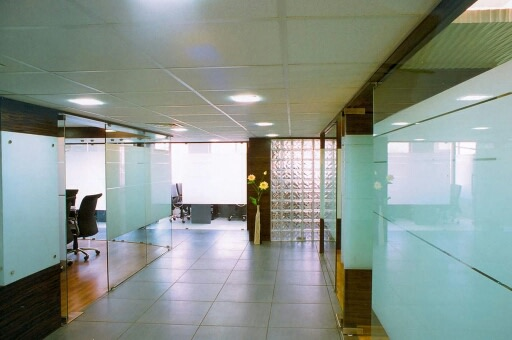 Workplace Floor by Irashri Infrastructure Contemporary | Interior Design Photos & Ideas