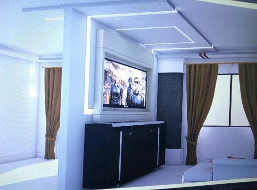 Hotel Serenity Bedroom by Irashri Infrastructure Modern Contemporary | Interior Design Photos & Ideas