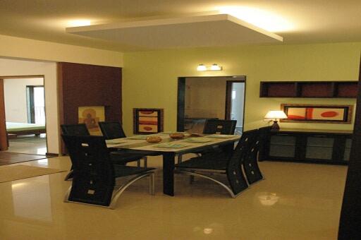 Elegant Dining Room by Irashri Infrastructure Modern Contemporary   Interior Design Photos & Ideas