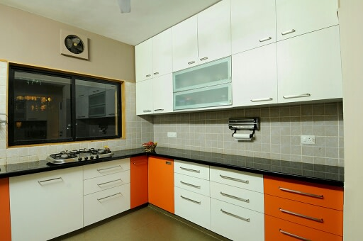 Quirky Kitchen by Irashri Infrastructure Modern Contemporary | Interior Design Photos & Ideas