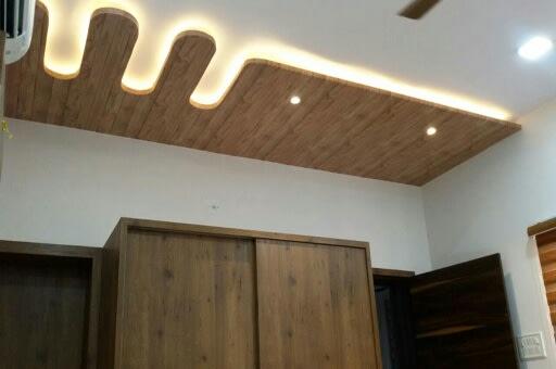 Modern False Ceiling by Irashri Infrastructure Modern Contemporary | Interior Design Photos & Ideas