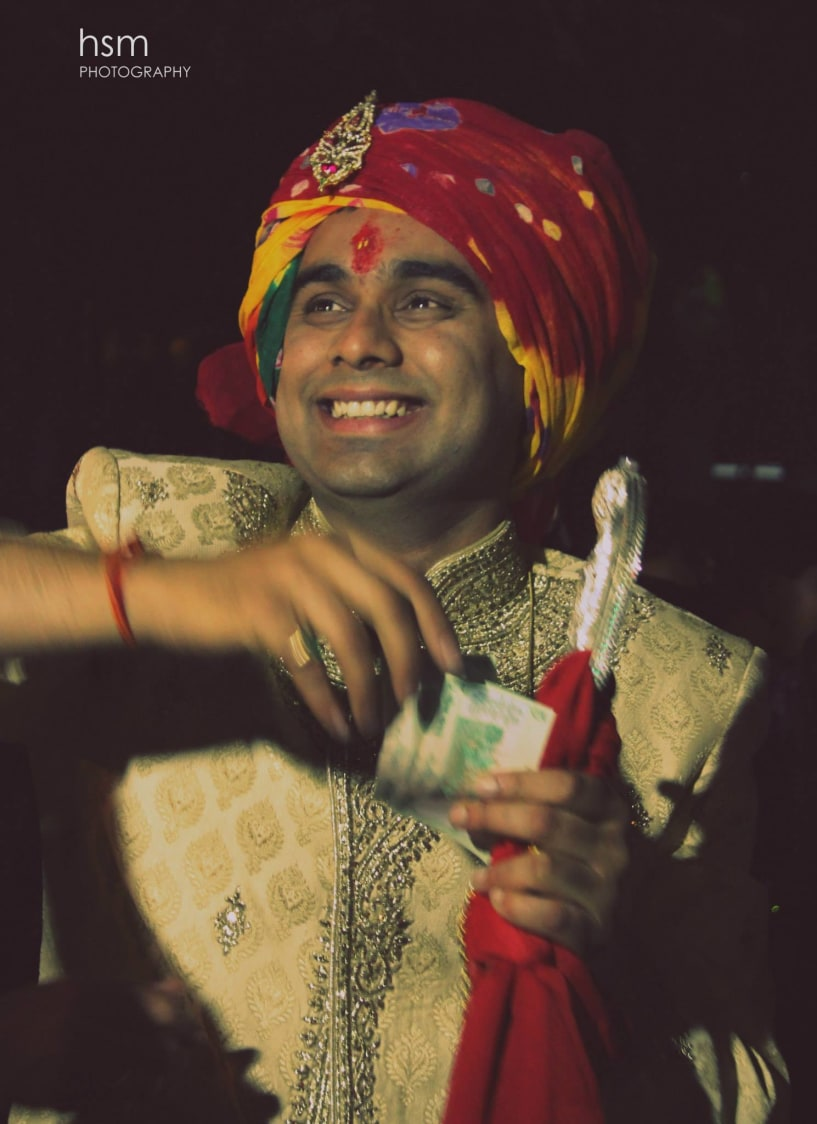 Overjoyed groom by HSM Photography  Wedding-photography | Weddings Photos & Ideas