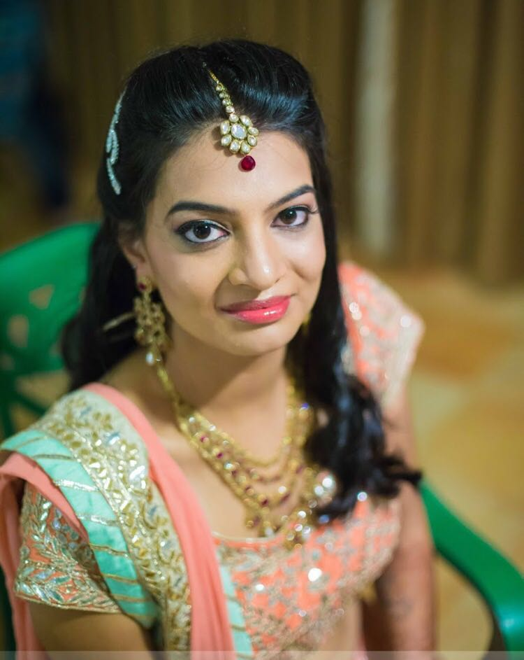 Rapturous makeover by Dhruti Raichura Bridal-makeup | Weddings Photos & Ideas