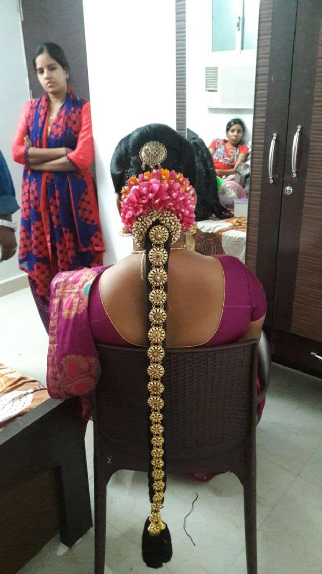 Perfectionate coiffure by Dhruti Raichura Bridal-makeup | Weddings Photos & Ideas