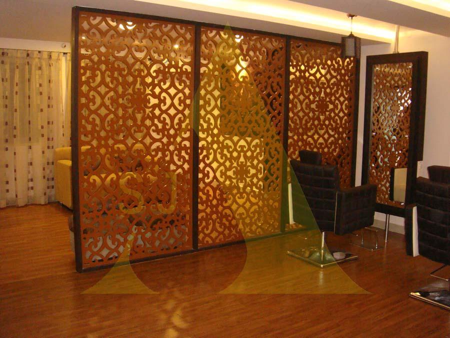 Artistic Partition by Suman Modern | Interior Design Photos & Ideas